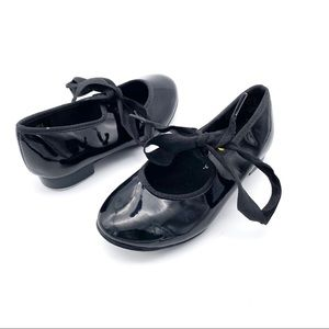 ABT American Ballet Theatre Tap Shoes Tie Size 8